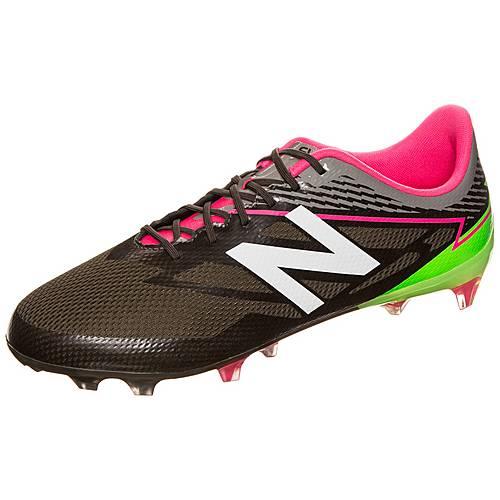 NEW BALANCE Furon 3.0 Mid Level Fußballschuhe Herren oliv / pink / grün