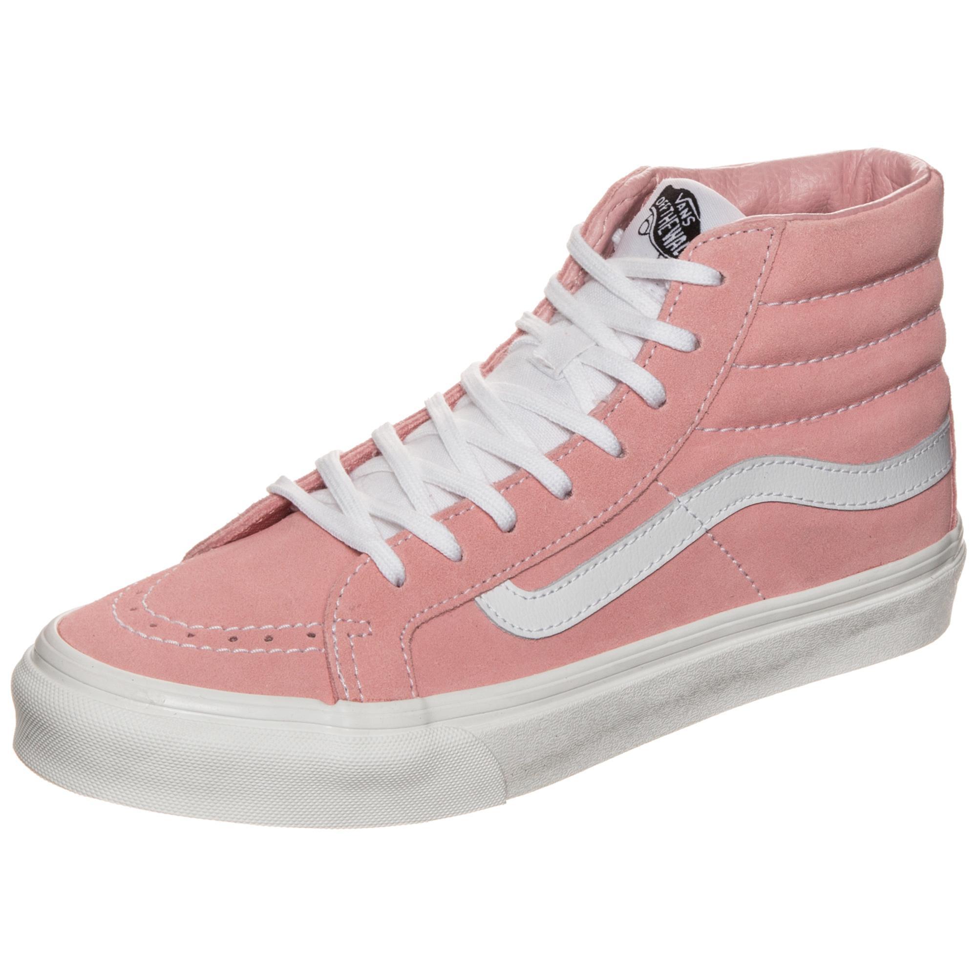 Vans Sk8-Hi Slim Sneaker Damen rosa / weiß im Online Shop von SportScheck  kaufen