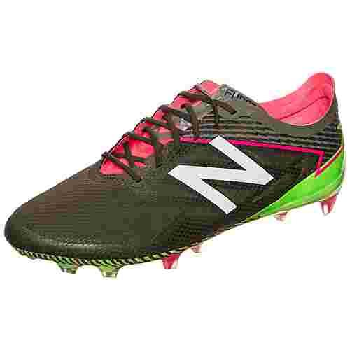 NEW BALANCE Furon Pro Fußballschuhe Herren oliv / pink / grün