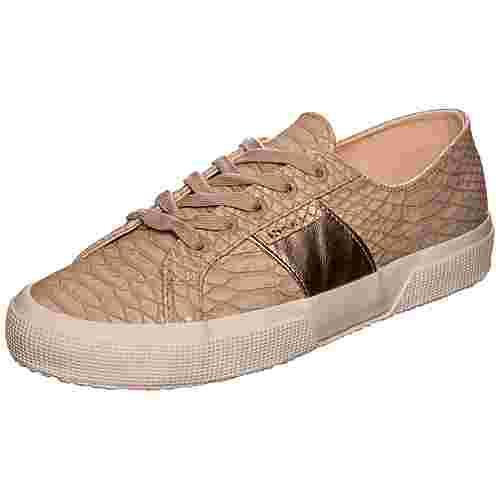 Superga 2750 PUSNAKEW Sneaker Damen beige / weiß