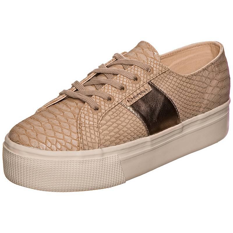 Superga2790 PUSNAKEW  SneakerDamen  beige / weiß