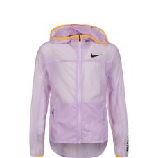 Nike Impossibly Light Laufjacke Kinder flieder / gelb
