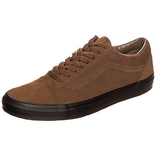 Vans Old Skool Suede Sneaker braun
