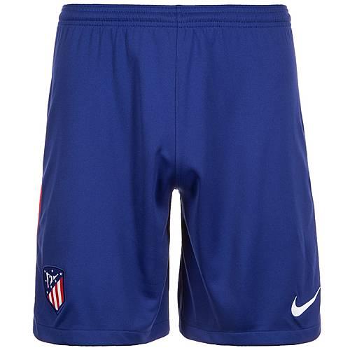 Nike Atletico Madrid Heim 17/18 Fußballshorts Herren blau / rot / weiß