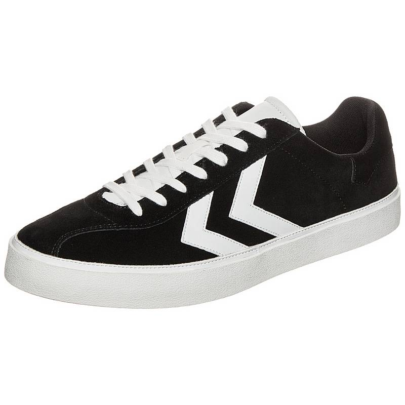 quality design d37f6 2727d hummelDiamant Suede Sneakerschwarz   weiß
