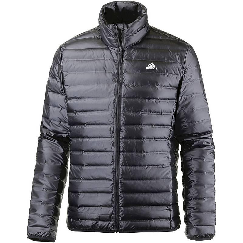 Adidas VARILITE JACKET Jacke Herren black im Online Shop von ... 26dd15bf05