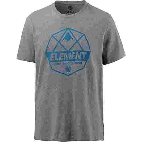 Element DOME T-Shirt Herren GREY HEATHER
