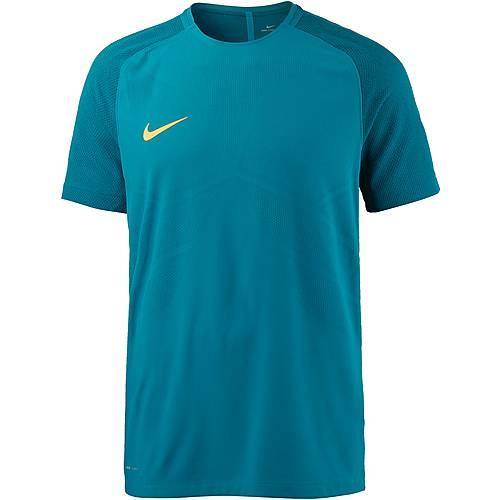 Nike Strike Funktionsshirt Herren BLUSTERY/SPACE BLUE/(LASER ORANGE)