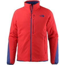 The North Face Ventrix Kunstfaserjacke Herren centennial red/shady blue