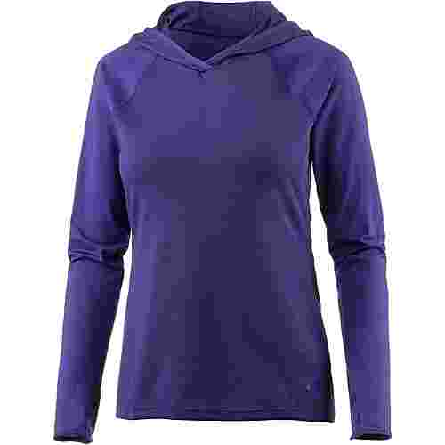 The North Face Reactor Hoodie Damen BRIGHT NAVY