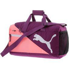 PUMA Fundamentals Sporttasche Damen Dark Purple