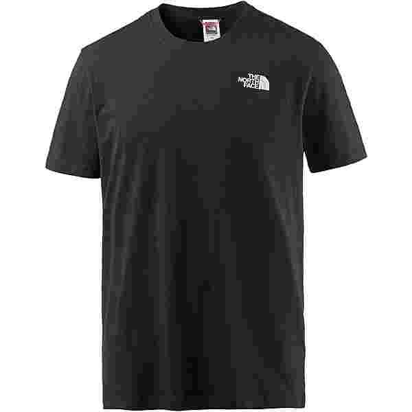 The North Face Redbox T-Shirt Herren tnf black