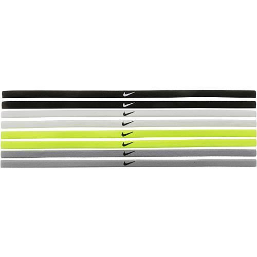 Nike Skinny Haarband Damen BLACK/BLACK/WHITE
