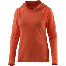 The North Face Reactor Hoodie Damen NASTURTIUM ORANGE