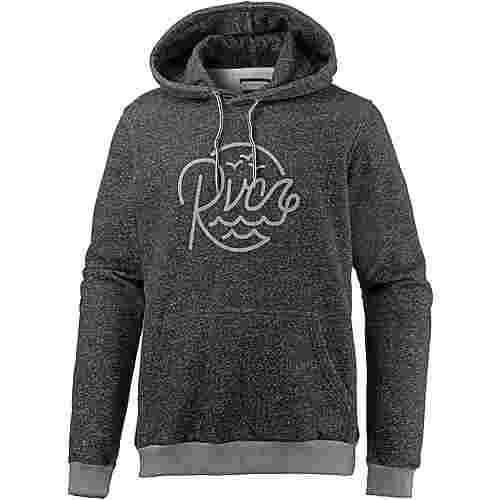 RVCA AT SEA SPECKLE Hoodie Herren BLACK
