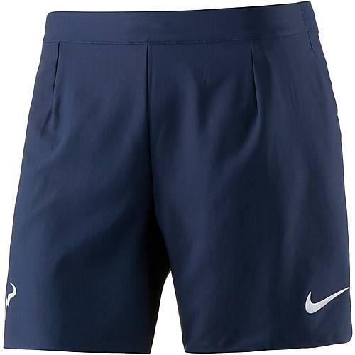 Nike US Open FLX ACE Tennisshorts Herren MIDNIGHT NAVY/WHITE