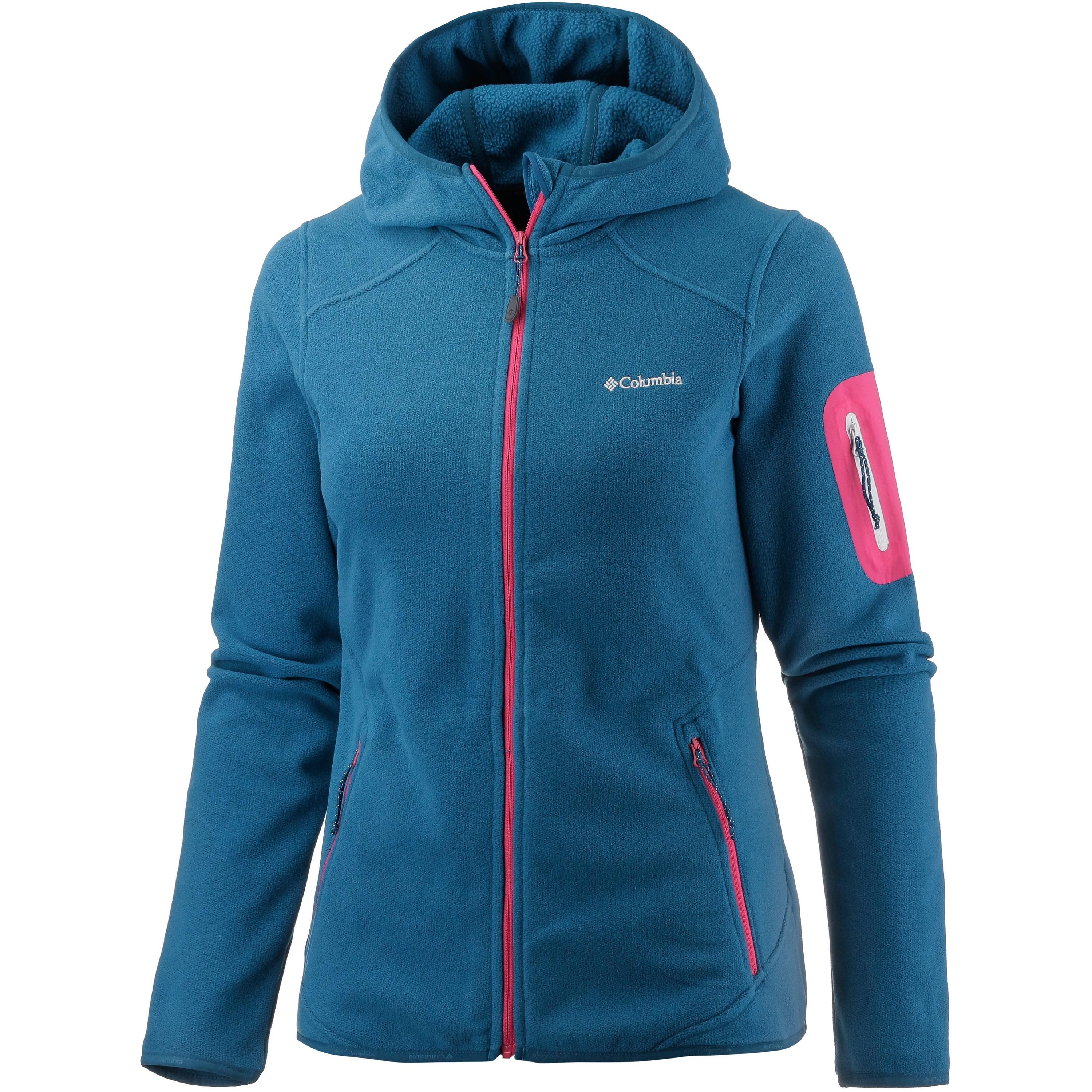 Columbia Outdoor Novelty Fleecejacke Damen