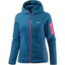 Columbia Outdoor Novelty Fleecejacke Damen Phoenix Blue