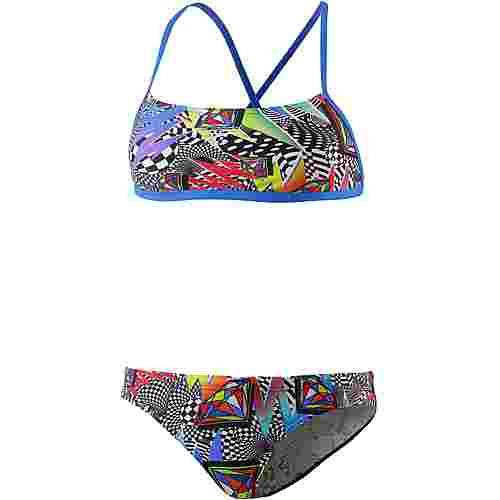 SPEEDO Boom Funk Bikini Set Damen spearmint/bondi/black