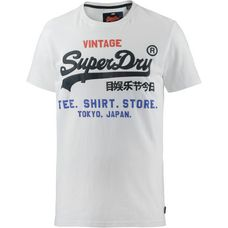 Superdry Printshirt Herren optic