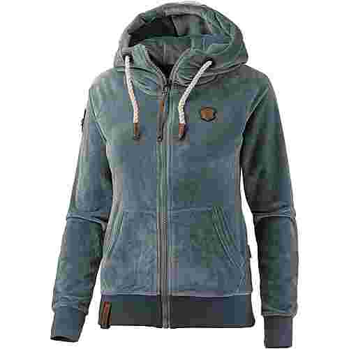 Naketano Brazzo Mack IV Sweatjacke Damen grey
