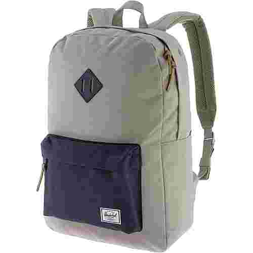 Herschel Heritage Daypack light khaki crosshatch