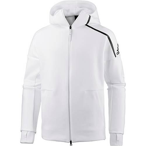 adidas ZNE HOODY 2 Hoodie Herren white