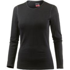 Icebreaker Tech Lite Langarmshirt Damen black