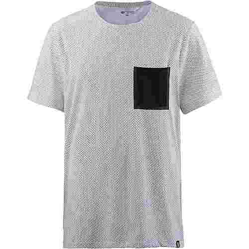 Onzie T-Shirt Herren weiß/schwarz
