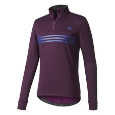 adidas Warmtefront Funktionsshirt Herren purple-Red Night