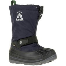Kamik Waterbug Winterschuhe Kinder navy