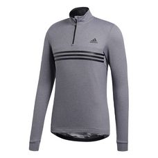 adidas Warmtefront Funktionsshirt Herren Dark Grey Heather