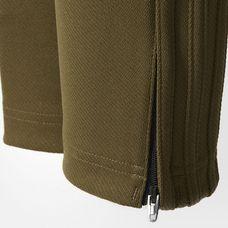 adidas ID 3-Stripes Tiro Sweathose Kinder Trace Olive -Trace Olive -Black