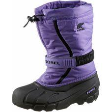 Sorel  Flurry Winterschuhe Kinder Paisley Purple, Black