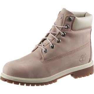 TIMBERLAND 6 Inch Premium Junior Boots Damen rosa