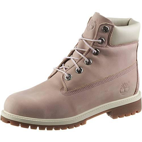 TIMBERLAND 6 Inch Boots Damen rosa