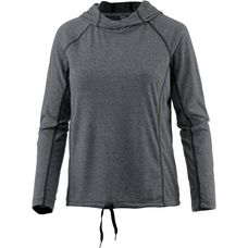 Under Armour Threadborne Train Hoodie Damen BLACK