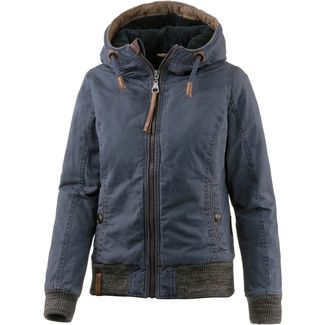 Naketano Kapuzenjacke Damen dark blue