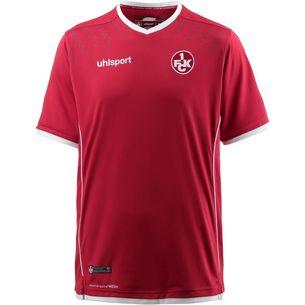 Uhlsport 1. FC Kaiserslautern 17/18 Heim Fußballtrikot Herren chilirot/weiß