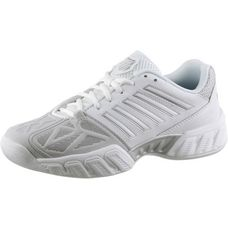 K-Swiss KS TFW BIGSHOT LIGHT 3 Carpet Tennisschuhe Damen White/Silver