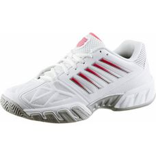 K-Swiss KS TFW BIGSHOT LIGHT 3 Tennisschuhe Damen WHITE/CALYPSO CORAL