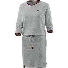 Naketano Stifler's mom II Jerseykleid Damen grey melange