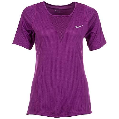 Nike Zonal Cooling Relay Laufshirt Damen lila
