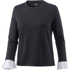 Only Langarmshirt Damen black