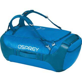 Osprey Transporter 95 Duffle Reisetasche kingfisher blue