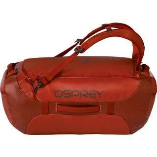 Osprey Transporter 65 Duffle Reisetasche ruffian red