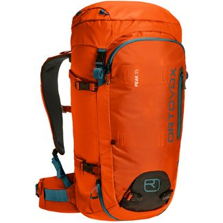ORTOVOX Peak 35 Alpinrucksack crazy orange