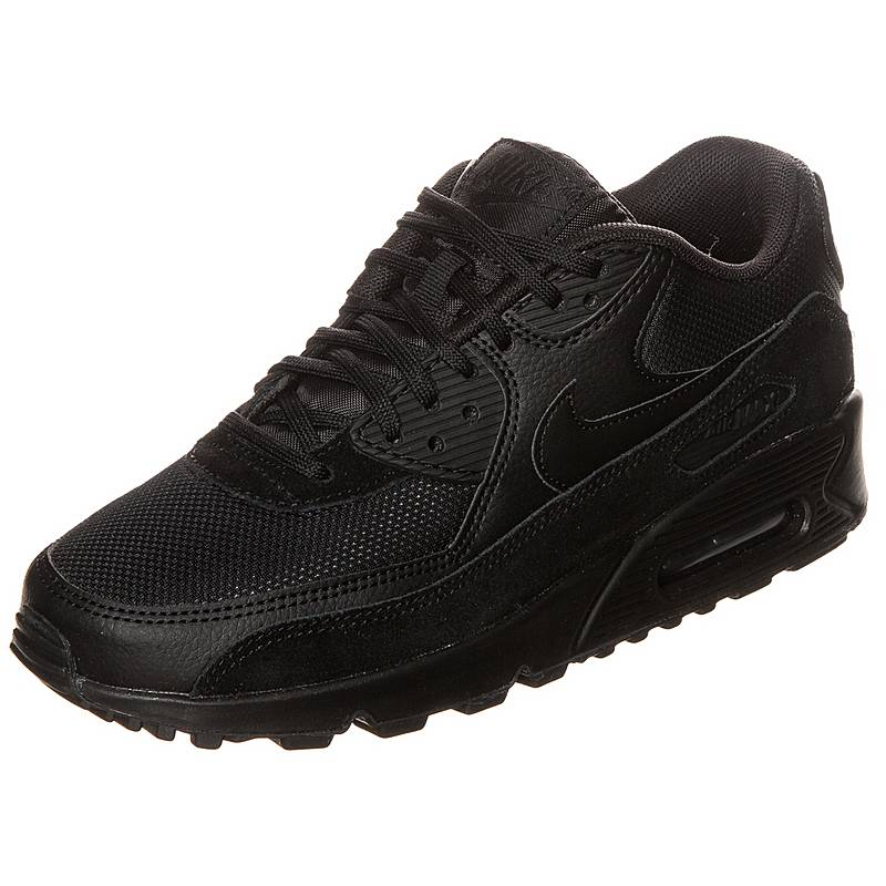 competitive price ab295 8e5df Nike Air Max 90 Sneaker Damen schwarz