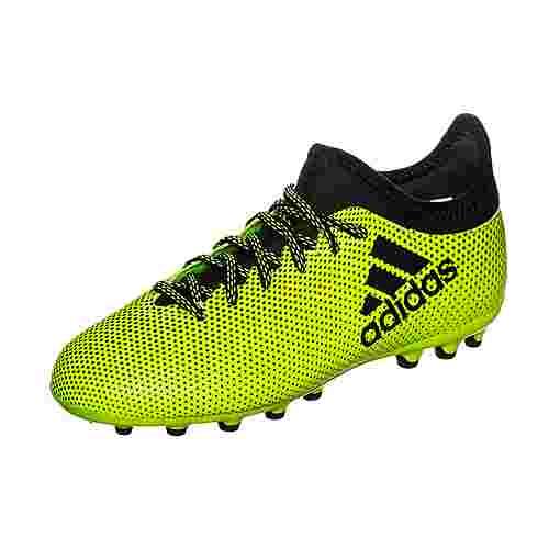 adidas X 17.3 Fußballschuhe Kinder gelb / dunkelblau