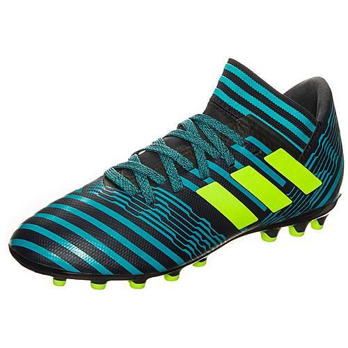adidas Nemeziz 17.3 Fußballschuhe Kinder dunkelblau / türkis